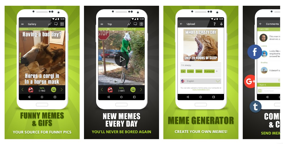 meme generator app for android