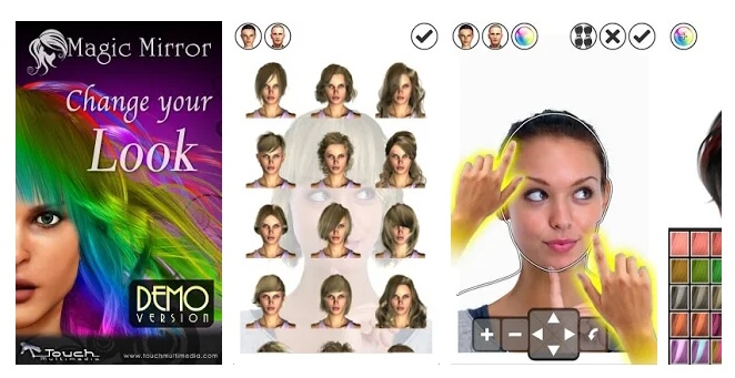 Pleasant 10 Best Hairstyle Apps For Android Androidflavor Schematic Wiring Diagrams Phreekkolirunnerswayorg