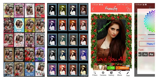 Photo Frame Editor & Picture Frames